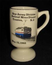 Trains - Model Trains - New Jersey Division Retired Mens -  Irish Coffee Mug