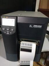 ZebraZM400-200E-0000T Etikettendrucker Thermodrucker ZM 400 ZM400 USB PAR SER