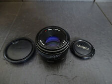 Minolta AF 50 mm 1.7 Lens pour Sony Top Excellent Legend vintage