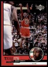 1999-00 Upper Deck Tribute To Jordan #30 Michael Jordan Bulls