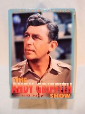 Vintage B&W ANDY GRIFFITH SHOW VHS Picture Box Set of Five Tapes 10 Shows
