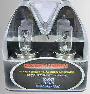 H4 9003-HB2 60/55W OEM Headlight High Low Dual Beam Light Bulbs Lamps X120