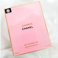 CHANEL Chance Eau de Parfum EDP 100 ml/3.4 oz Authentic