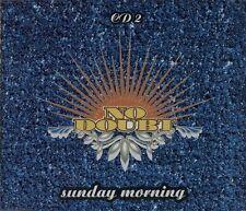No Doubt Sunday morning (1997) [Maxi-CD]