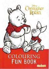 Disney Christopher Robin Colouring Fun Book