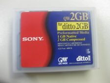 Sony Ditto 2GB Mini Data Cartridge passend zu Iomega backup Drive
