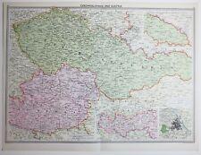 Buy Antique European Maps & Atlases Austria 1920-1929 Date Range | eBay