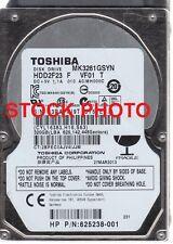 """Toshiba MK3261GSYN 320GB 7200rpm SATA 2.5"""" Hard Drive"""