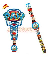 Reloj pulsera digital  patrulla canina Kids paw patrol Kids Infantil Niños Watch