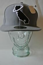 Los Angeles Angels 1970-1985 Model Fitted 71/8 Gray Cooperstown New Era 59Fifty
