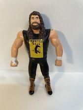 Just Toys WWF Bend-Ems Cactus Jack Figure Loose Series IX 9 WCW WWE Mick Foley