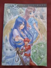 Ys The Art Book Falcom Book udon entertainment production used/fair