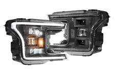 Morimoto XB Hybrid Headlight Assembly Set Plug & Play For 2018-2020 Ford F-150
