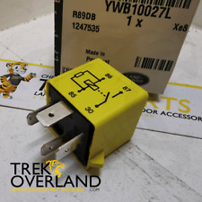 Genuine Land Rover Defender Discovery 1 2 RRC 4 Pin Relay - YWB10027L