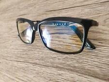 Gunnar Optics Optiks Haus Onyx Black mit Zeiss Gläsern