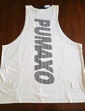 Puma x Xo Beige Loose Fit Tank Top (576906-99) Men's Size Large Nwt Free S&H