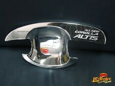 For Toyota Corolla Altis 4Dr 2008-2011 Chrome Handle Bowl  Cover Trim 4 PCS