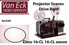 Elmo 16-CL 16-CL xenon belts. 4 belt set  (BT-0002-FFAB)
