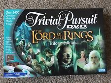 Lord of the Rings Trivial Pursuit DVD Game: Trilogy Edition
