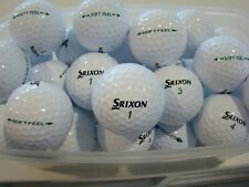 50 SRIXON SOFT FEEL GOLF BALLS IN MINT/A GRADE CONDITION