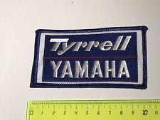 .Aufnäher Patch - TYRRELL YAMAHA