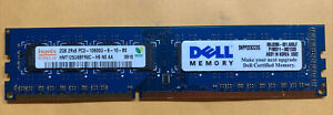 HYNIX 2GB 2Rx8 PC3-10600U Desktop Ram HMT125U6BFR8C-H9 N0 AA-C TESTED FAST SHIP