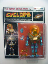 The Outer Space Men Cyclops Figure 1st Edition Four Horsemen GLYOS Giant deluxe