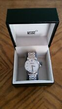 MONTBLANC 7246 Stainless Steel Watch