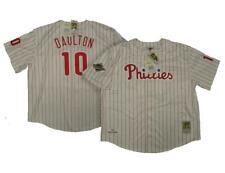 1993 Darren Daulton Phillies Mens 4XL 60 Mitchell & Ness Authentic Jersey