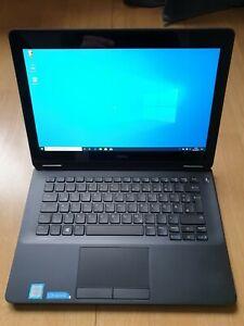 "Dell 7270 12,5"" FHD Ultrabook Intel Core I5, 8GB RAM, 250GB SSD, Win10 Laptop"