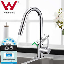 Kitchen Sink Basin Vanity Swivel Pull Out Spout Mixer Tap Faucet Laundry AU WELS