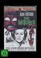 DVD THE WITCHES - HAMMER-FILM - NAGELNEU original verschweißt alte FSK ** NEU **
