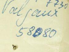 Valjoux CAL. 7730 frizione vite part no. 58080 ~ NOS ~