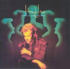 HOWARD JONES sealed DREAM INTO ACTION Elektra vinyl LP special low price