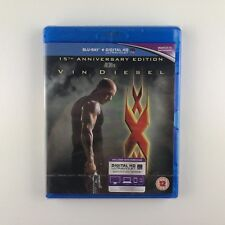 XXX (15th Anniversary Edition) (Blu-ray, 2017) *New & Sealed*