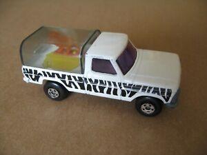 MATCHBOX ROLAMATICS No57 WILD LIFE TRUCK MADE IN ENGLAND 1973 LESNEY (ERROR CAR)