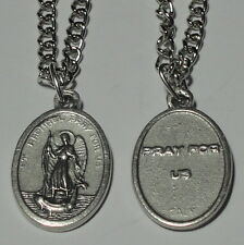 Archangel Raphael Holy Medal Travelers Lovers Happy Meetings Eyesight Problems