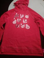 Girls Size 12 sweater shirt hoodie nwt