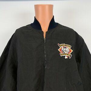 Starter MLB 1994 All Star Game Pullover Jacket Vtg 90s Pittsburgh Pirates Size M