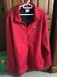 DUBAI WORLD CUP JACKET . NEVER USED. HARD TO FIND