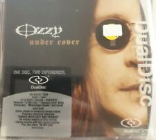 OZZY OSBOURNE - UNDER COVER *CD/DVD SAME DISC NEW SEALED  NUOVO SIGILLATO RARO
