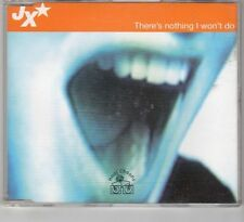 (HE748) JX, There's Nothing I Won't Do - 1996 CD