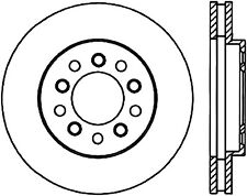 Disc Brake Rotor-Sport Slotted Cryo Disc Front Left Stoptech 126.61078CSL