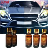 Liquid Glass 9H Nano Hydrophobic Ceramic Coating Car Polish Anti-scratch Auto -J