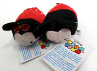 "Disney Authentic tsum tsum mini 3 1/2"" Mickey & Minnie Mouse plush x Target"