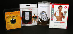 The Ultimate iPod Kit for active people works with iPod Namo