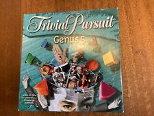 Trivial  Pursuit Genus 5 2000 Complete