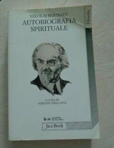 NIKOLAJ BERDJAEV AUTOBIOGRAFIA SPIRITUALE A CURA DI ADRIANO DELL'ASTA JACA BOOK
