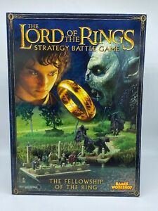 The Lord of the Rings - The Fellowship of the Ring supplement