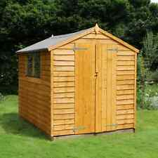 Garden Sheds 8x6 8x6' size garden sheds | ebay